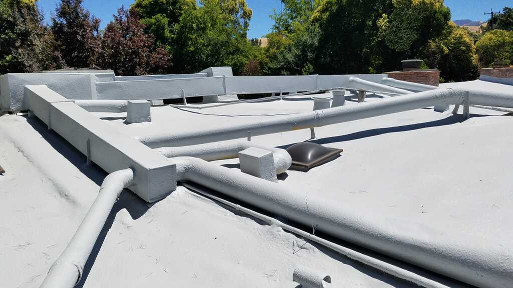 Spray Polyurethane Foam Roofing