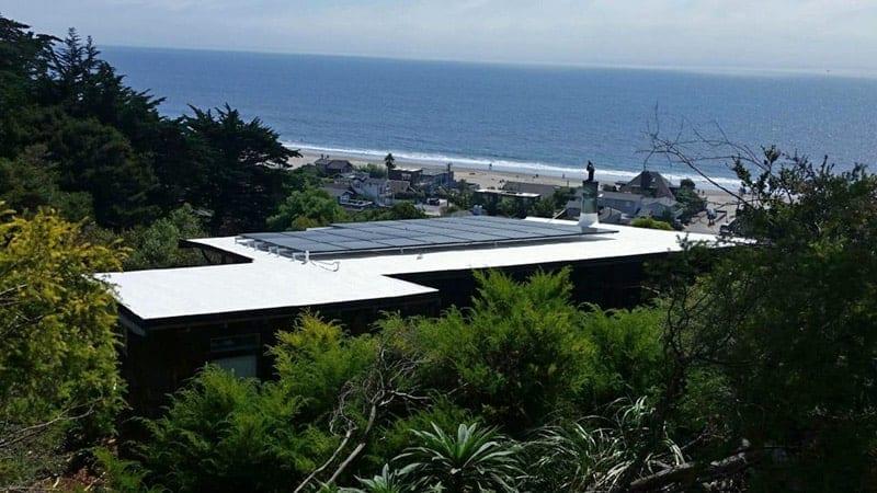 Foam Roof Installation Service